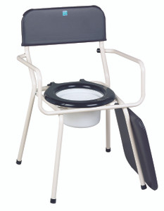 Doherty Stackable Commode