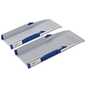 Ultralight Rigid Lightweight Portable Channel Ramps
