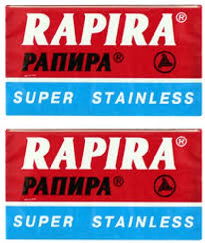 Rapira 'Chrome Super Stainless' Bades