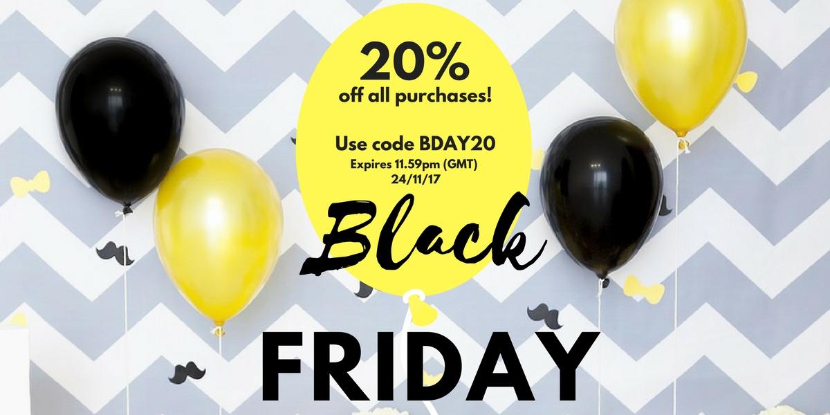 Black Friday 20% off | Agent Shave