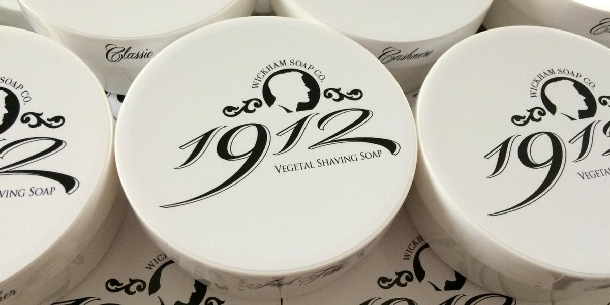Wickham Soap Co 1912 Vegetal Shaving Soap | Agent Shave