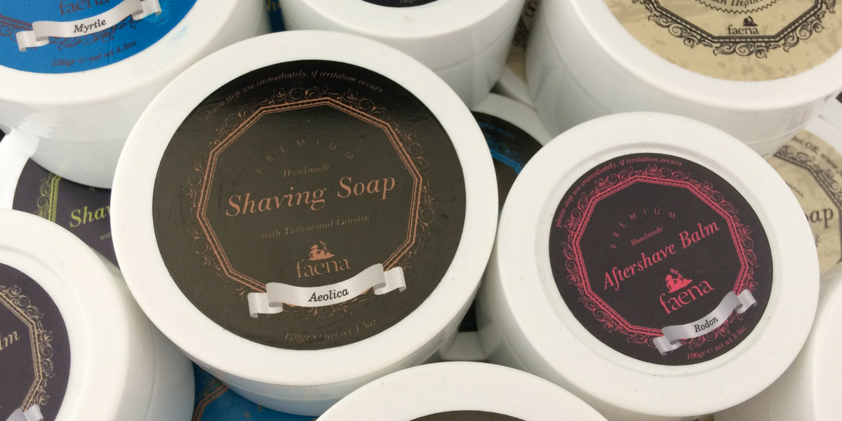 Faena Shaving Soap | Agent Shave