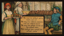 Taber Prang Print - Cooks