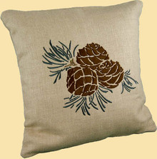 Pinecone - Dark Brown