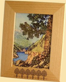 5X7 Billington Trees Picture Frame