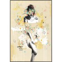EVE ART & DESIGN - CROSS THE LINE - ELETRE043 WWW.EVEDESIGN.COM.AU