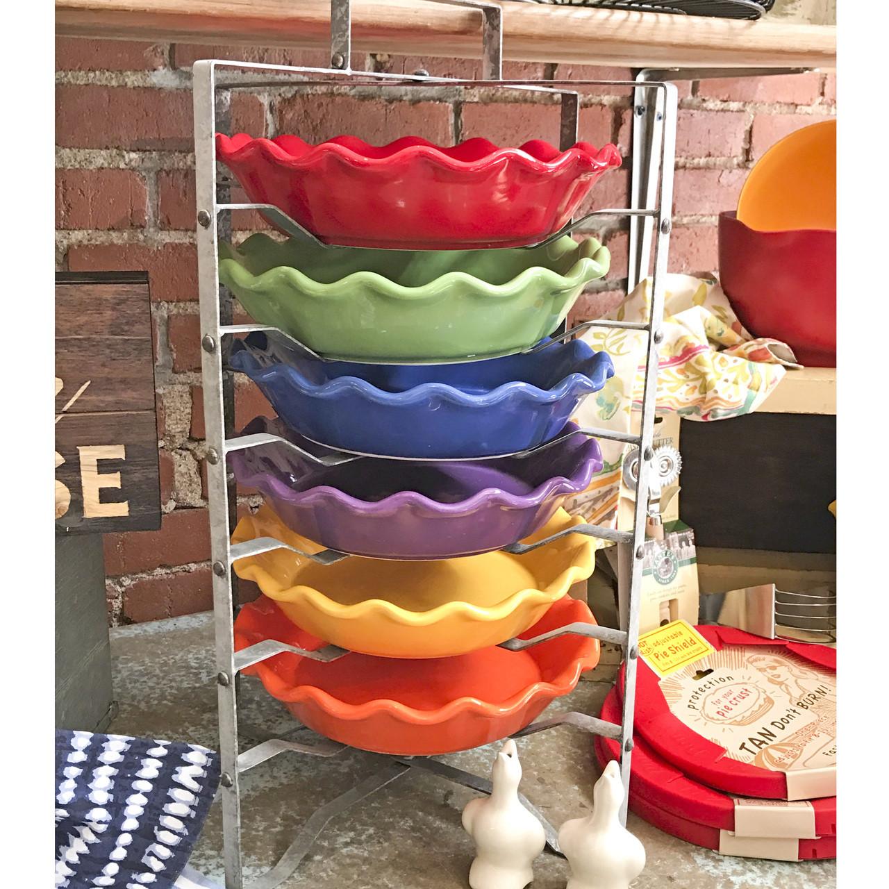 ... Metal Pie Plate Holder. Image 1  sc 1 st  bemadeinc & Metal Pie Plate Holder - Be Made