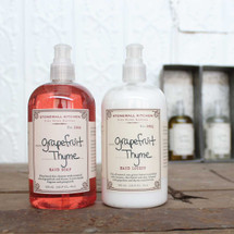 Grapefruit Thyme Hand Lotion