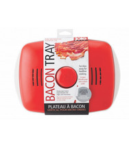 Bacon Tray Red