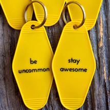 Key Ring - Stay Awesome