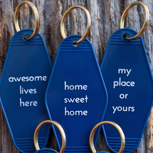 Key Ring - Home Sweet Home