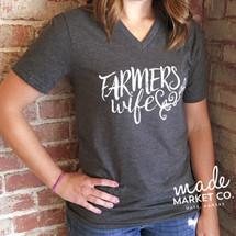 Farmers Wife Tee