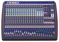 Midas VeniceU 24 24-Channel Hybrid Mixing Desk with 8x8 USB Interface