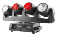 Chauvet Intimidator™ Wave 360 IRC RGBW LED moving heads