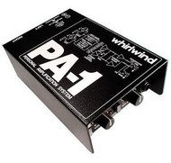 Whirlwind PA-1 Headphone Amplifier