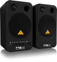Behringer MS16  2-Way Active Monitor Speakers (Pair)
