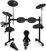 Behringer XD8USB  8-Piece Electronic Drum Set with USB Interface