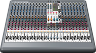 Behringer XENYX XL2400  24-Input 4-Bus Live Mixer with 20 XENYX Microphone Preamplifiers and British EQs