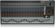 Behringer SX3242FX  32 Channel Mixer with 24 XENYX Mic Preamps, 4 Buss, 99 Digital Effects Presets