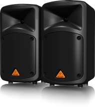 Behringer EPS500MP3  8-Ch 500W Wireless PA System