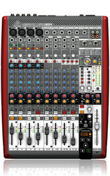 Behringer XENYX UFX1204  12-Input USB and Firewire Mixer