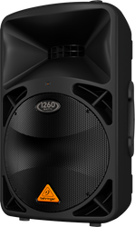 "Behringer EUROLIVE B912NEO  12"" 1260W (Peak) Powered Loudspeaker with Onboard DSP"