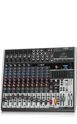 Behringer XENYX-X1832USB  Mixer, 18 Input, 3/2 Bus, USB, energyXT2.5 Software, 24-bit Multi-FX Processor