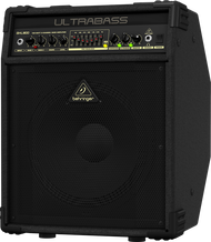 "Behringer Ultrabass BXL1800  180W 2-Channel 1x12"" Solid State Bass Combo Amplifier"