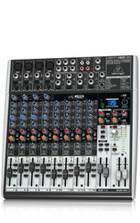 Behringer XENYX X1622USB  16 Input 2/2 Bus Mixer with USB, energyXT2.5 Software, 24-Bit Multi-FX Processor