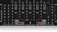 Behringer VMX1000USB  7-Channel RackMount DJ Mixer with BPM Counter & VCA Control