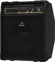 "Behringer Ultrabass BXL900A  90W 2-Channel 1x12"" Solid State Bass Combo Amplifier with Aluminum Cone Speaker"
