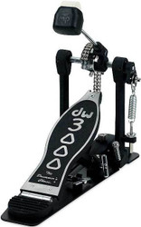 DW DWCP3000 Kick Pedal, Single, 3000 Series, Dual Chain