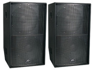 "(2) Pack! Peavey VERSARRAY-218-BLACK 18"" Dual Subwoofer VR218"