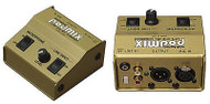 Whirlwind PODMIX Mic/Line Mixer & DI Box, 2 Channel