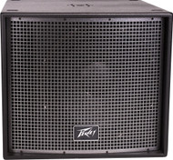 "Peavey VERSARRAY-118-BLACK 18"" Versarray Series Subwoofer (Black)"