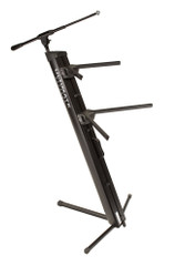 Ultimate Support AX-48 PRO PLUS Keyboard Stand with Boom and Bag