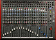 Allen & Heath ZED-24 Mixer with USB Port 16 Mic/Line Inputs 4 Stereo w/ software