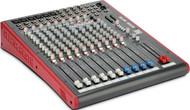 Allen & Heath ZED-14 Mixer Console with USB Port, 6 Mic/Line Inputs, 4 Stereo
