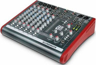 Allen & Heath ZED-10 Mixing Console with USB Port, 4 Mono Channels, 2 Stereo Ch