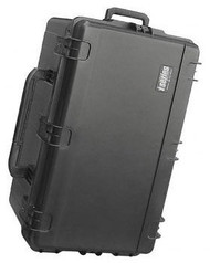 "SKB 3I-2918-14BC Mil-Std Waterproof Case 14"" Deep with Cubed Foam, Wheels & Han"