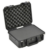 "SKB 3I-1510-6B-C Molded Case, Mil-Std.,15""x10""6"" with Cubed Foam"