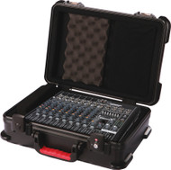 Gator Cases GMIX-2225-6-TSA  Mixer Case 22x25x8""