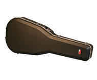 Gator Cases GC-DREAD-12 Deluxe Molded Case for 12-String Dreadnought Guitars
