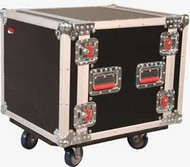 Gator Cases G-TOUR-10U-CAST 10-Space ATA-Style Rack Case