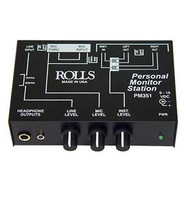 Rolls PM351 Personal Headphone Monitor