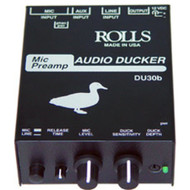 Rolls DU30B Mic Preamp / Audio Ducker