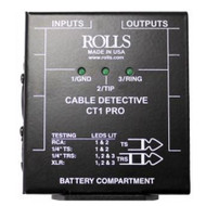 Rolls CT1 PRO Cable Detective