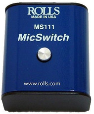 Rolls MS111 Mic Switch On/Off