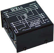 Rolls MS20c Mic Splitter / Combiner / Isolator