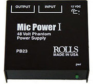 Rolls PB23 48V Phantom Power Supply